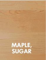 Maple, Sugar